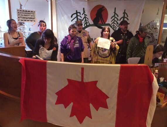 Indigenous Affairs Says Offices Will Re-Open, Protesters Say They Won't