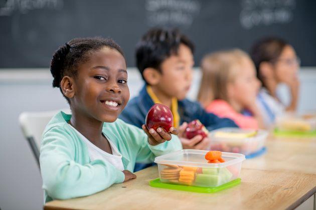 I Won't Apologize For Feeding My Kids Healthy