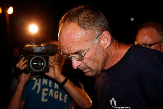 Douglas Garland Trial: Human Bone Fragments, Ash Found In Burn