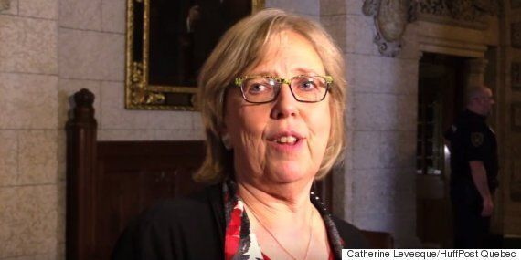 Elizabeth May On Electoral Reform: PM Threw 'Young Women Cabinet Ministers Under The