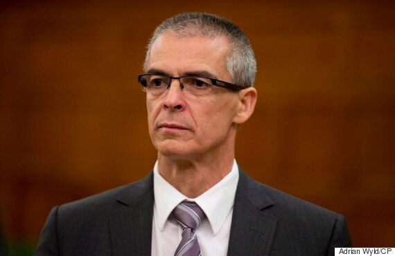 Michel Coulombe, CSIS Director, Stepping Down In