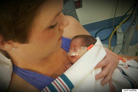 Mom Battling Cancer Who Had Quadruplets Gets $1 Million In