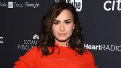 Demi Lovato Slams Fan Artist For Giving Her 'Unrealistic'