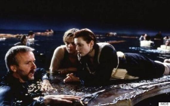 James Cameron Debunks 'Titanic' Theory That Jack Could Fit On The