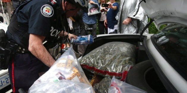 Canada's Justice System Is Crumbling As Cannabis Raids
