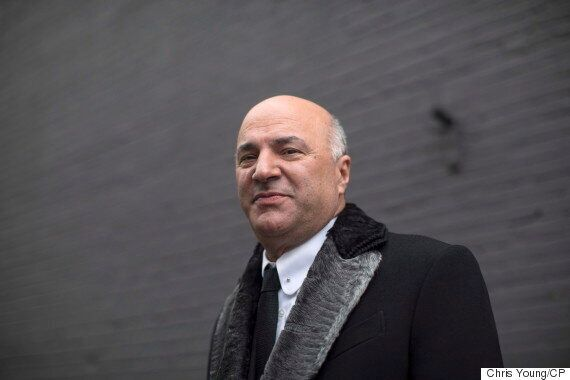 Kevin O'Leary Says High-Profile In U.S. Will Help Him Promote Canada Better Than