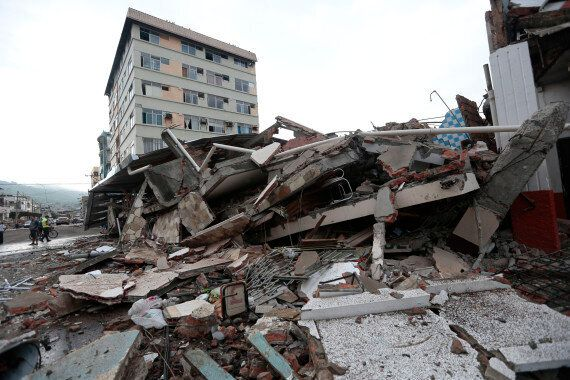 Ecuador Earthquake: Hundreds Dead After Magnitude 7.8 Quake Hits The