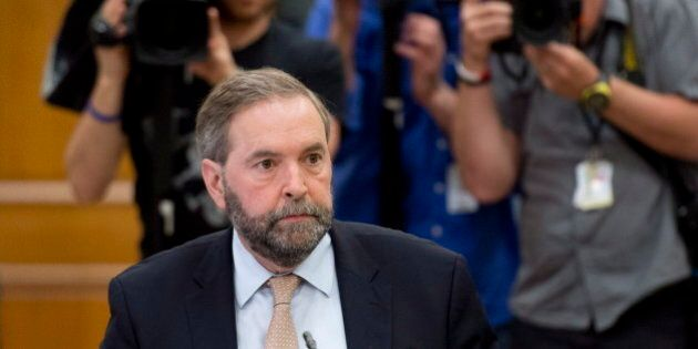 NDP Mailings Broke Rules On Use Of Parliamentary Resources:
