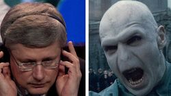 Stephen Harper and the Climate Change Chamber of