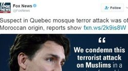 PMO Calls Out Fox News For False Reporting On Quebec Mosque