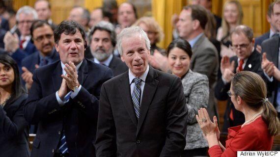 Stephane Dion To Serve As Canada's Ambassador To European Union,