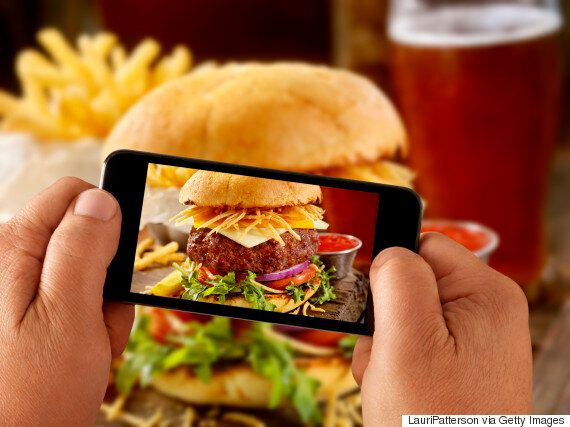 On-Demand Apps And Food Can Make An Unhealthy