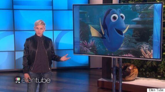 Ellen DeGeneres Shuts Down Trump's Ban Using 'Finding