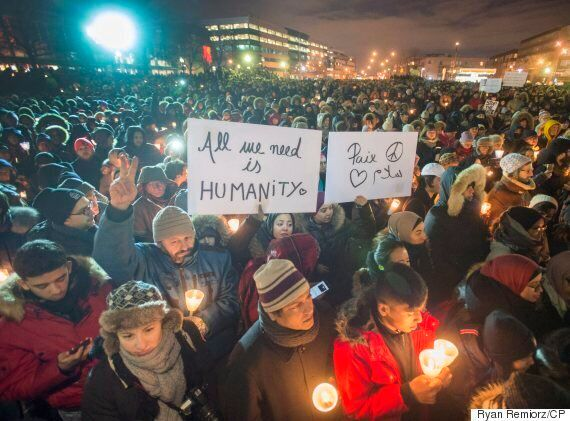 Quebec Mosque Shooting: Vigils Across Canada Show Love,