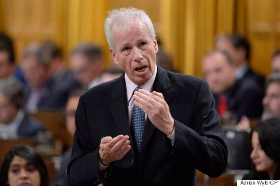 Stephane Dion Condemns Russia's Support For Attacks On Syrian Medical