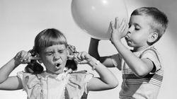 Popping A Balloon Can Be As Loud As A Shotgun Blast: