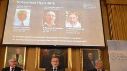 3 British Scientists Awarded Nobel Prize In