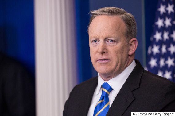 Sean Spicer Uses Quebec Mosque Shooting To Defend Trump's Controversial