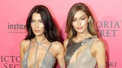 Gigi And Bella Hadid Protest Against Trump's 'Muslim