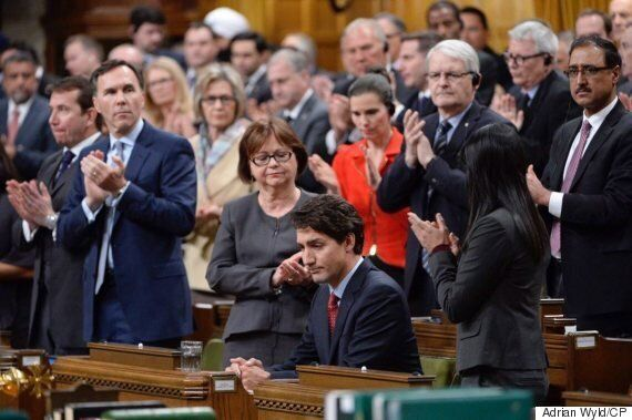 Trudeau Tells Canadian Muslims: 'We Will Love You And We Will Stand With