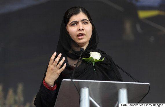 Malala Yousafzai 'Heartbroken' Over Trump's Immigrant And Refugee