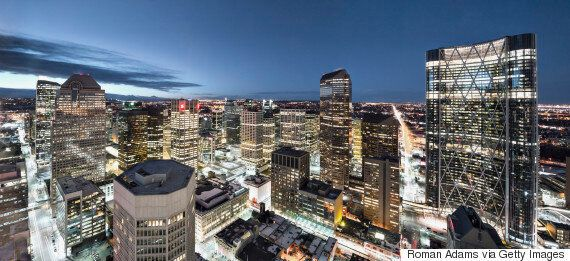 Calgary Office Vacancy Rate To Smash Record Set During 1980s