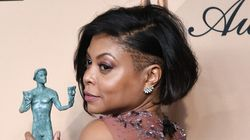 Taraji P. Henson Calls For 'Unity' And 'Love' At SAG