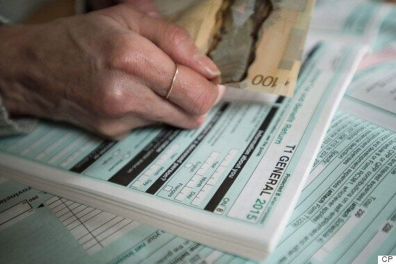 Canadian Taxes Are Lower Than Most Of The World: OECD