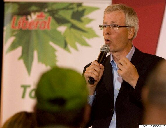 Vindicated Stephane Dion Happy Liberals Are Finally Taxing