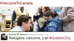 U.S. White Supremacist Trolls Trudeau Over Quebec City