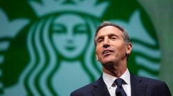 Starbucks Vows To Hire 10,000 Refugees After Trump