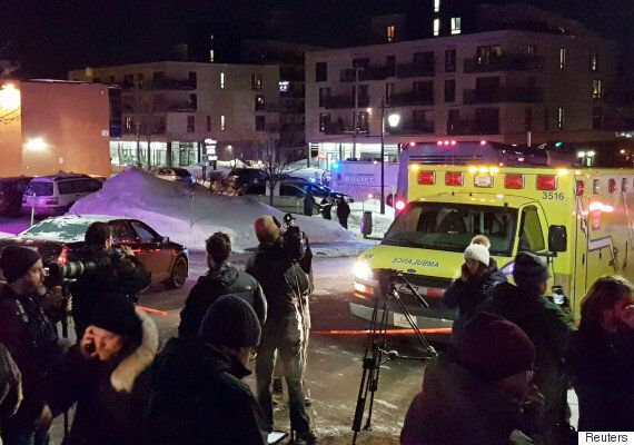 Deadly Shooting At Quebec City Mosque Erupts After Evening