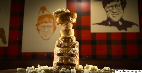 Smoke's Poutinerie And YouTuber Josh Elkin Create Epic Stanley Cup