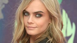 Cara Delevingne's New Tattoo Is What Nightmares Are Made