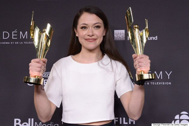Tatiana Maslany Wins Big At The 2017 Canadian Screen
