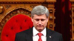 Perhaps Harper Should Stop Appointing Senators: