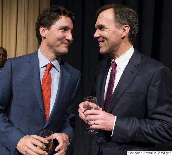 Liberals' Budget Deficit Soars .. As