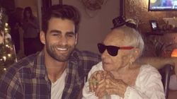 This 31-Year-Old Man And 89-Year-Old Woman Are The Sweetest