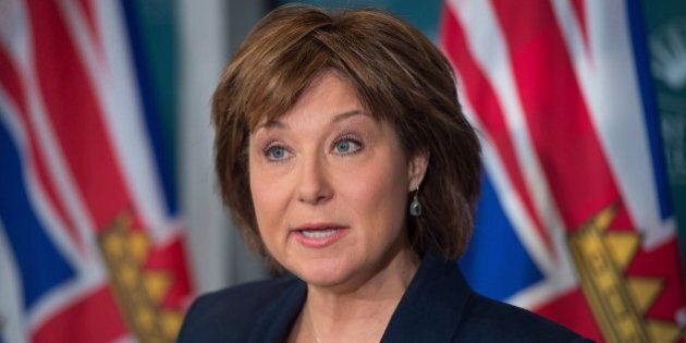 B.C. Liberal Party Donors Far From Being A Grassroots