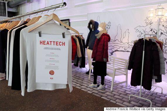 Uniqlo Canada Receives Backlash Over Clothing