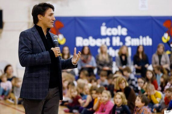 Trudeau Gets Asked: 'Why Did Your Dad Give Everyone In Western Canada The Middle