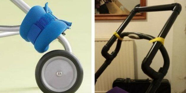 Stroller Hacks: 15 Genius Tricks For Your Baby's