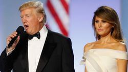 Designer Of Melania Trump's Inaugural Gown Gets