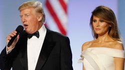 Designer Of Melania Trump's Inaugural Gown Gets