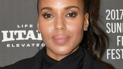 Kerry Washington Is Tired Of Racism In
