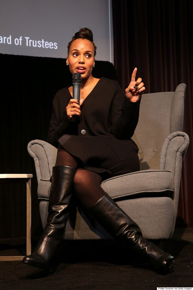 Kerry Washington On Racism In Hollywood: 'Why Do We Allow The Myth Of Risk To