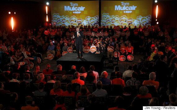 NDP Base Is Crying Out For Principled Left