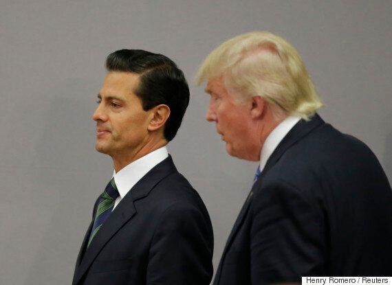 President Enrique Pena Nieto Says Mexico Is Still Not Paying For A