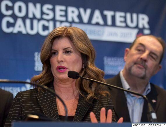 Rona Ambrose Says She Doesn't Think Trudeau Misspoke With Remarks On Phasing Out