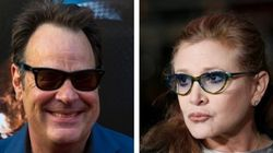 Dan Aykroyd Writes Beautiful Eulogy To Ex-Fiancée Carrie